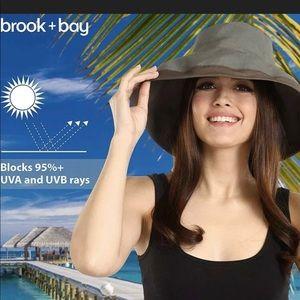 Accessories - NWT Brook + Bay Sun Hat